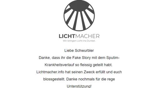 Schweizer YouTuber: Corona-Lügen führen Querdenker vor
