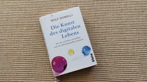 Die Kunst des digitalen Lebens: Wie du die Informationsflut meistest