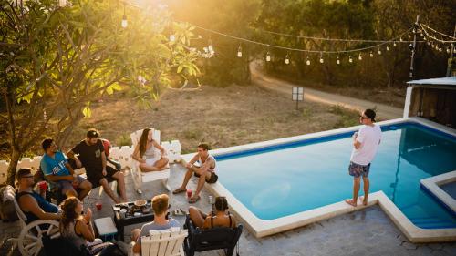 Pool-Sharing ist der neueste Sharing-Trend – brauchen wir das wirklich?