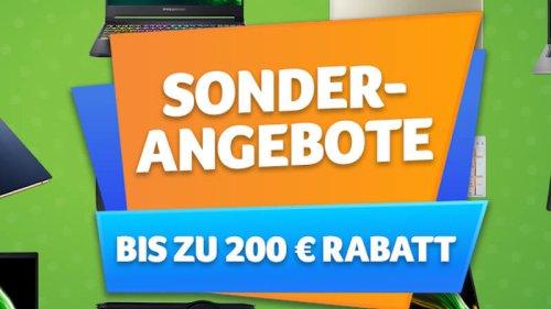 Acer Sonderangebote: Jetzt bis zu 200 Euro sparen [Anzeige]