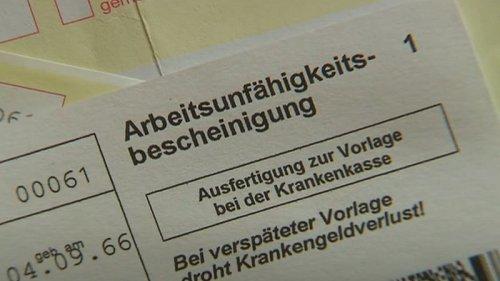 Krankschreibung reicht nicht: Bundesarbeitsgericht fällt heftiges Urteil