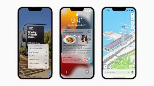 Apples iOS 15 steht in den Startlöchern – das erwartet dich nach dem Update