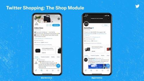 Twitter Shopping: Kurznachrichtendienst erschließt neue Einnahmequelle