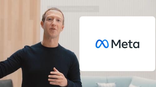 Facebooks neuer Name ist Meta!
