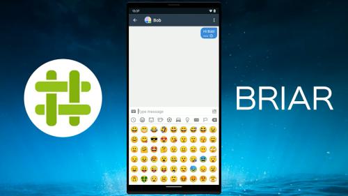 Briar: So funktioniert der Offline-Messenger als WhatsApp-Alternative