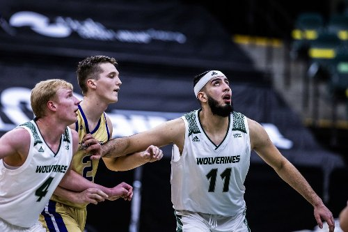Fardaws Aimaq first Canadian to lead NCAA Basketball in Rebounding - BasketballBuzz