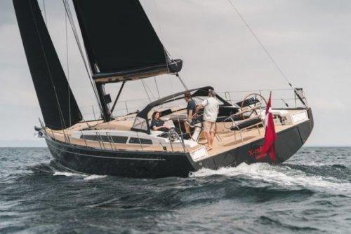 X-Yachts : Le X5.6, un voilier cruiser racer facile et confortable