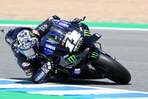 MotoGP: Maverick Vinales ends the Jerez Test on top