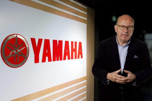 Yamaha Europe boss reveals supply chain issues caused by Covid and Suez Canal crisis