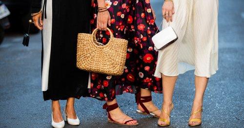 С какой обувью носить платья этим летом