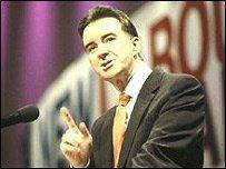 BBC NEWS | UK | Politics | Profile: Peter Mandelson