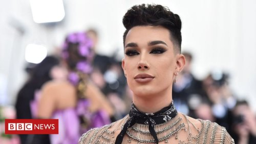 James Charles: YouTube temporarily demonetises beauty influencer