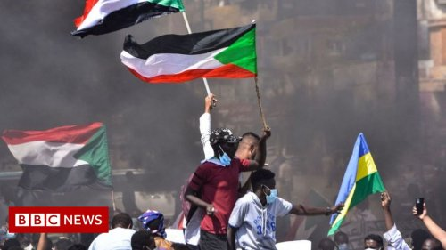 Sudan's civilian leaders arrested amid coup reports