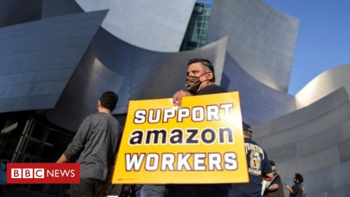 'Fake' Amazon workers defend company on Twitter