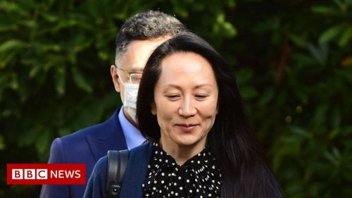Huawei's Meng Wanzhou free after deal with US