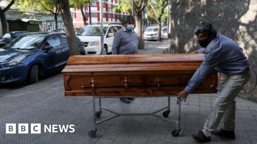 Chile sees Covid surge despite vaccination success