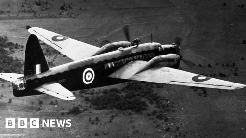 Dutch find Czech crew remains at WW2 RAF bomber crash site