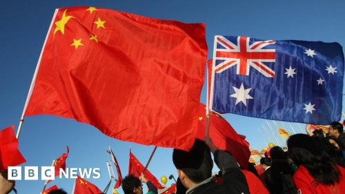 China 'indefinitely' suspends key economic dialogue with Australia