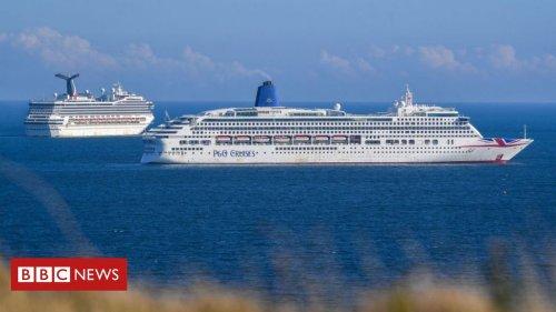 International cruises from England to restart