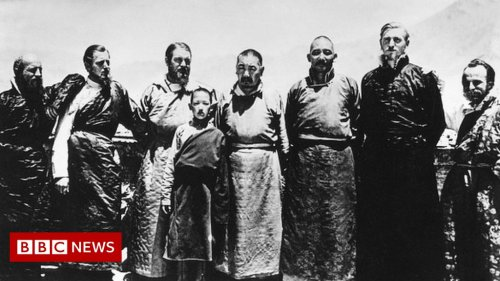 When Nazis tried to trace Aryan race myth in Tibet