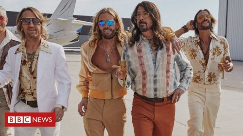 Foo Fighters to release disco album as the Dee Gees