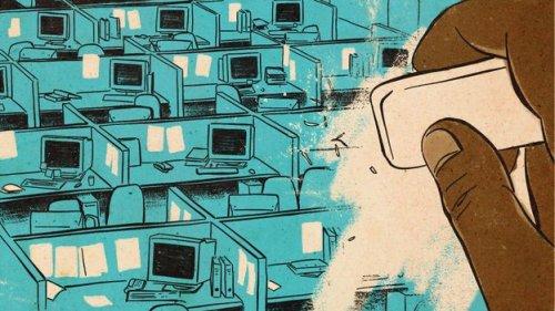 Coronavirus: How the world of work may change forever