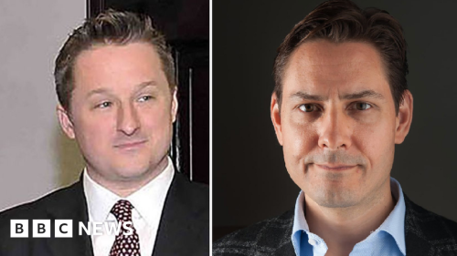 China frees Canadians Michael Spavor and Michael Kovrig after Huawei boss released
