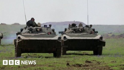Russia to pull troops back from near Ukraine
