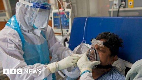 India coronavirus: Delhi announces lockdown as Covid cases surge