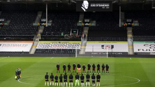 Sport pays tribute to Prince Philip