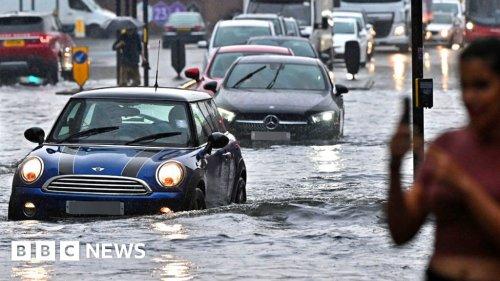 UK already undergoing disruptive climate change