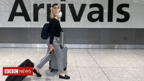 Fully-jabbed from EU and US could avoid quarantine