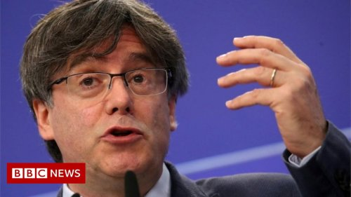 Catalan separatist Carles Puigdemont arrested in Italy