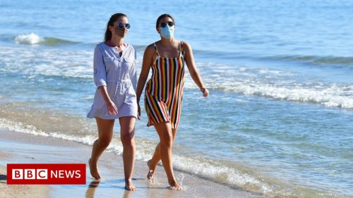 Covid: The holiday makers having to self-isolate abroad