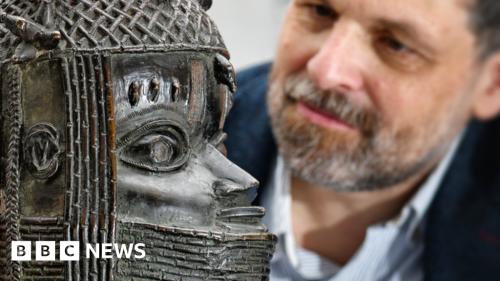 University of Aberdeen to repatriate 'looted' Nigerian bronze sculpture