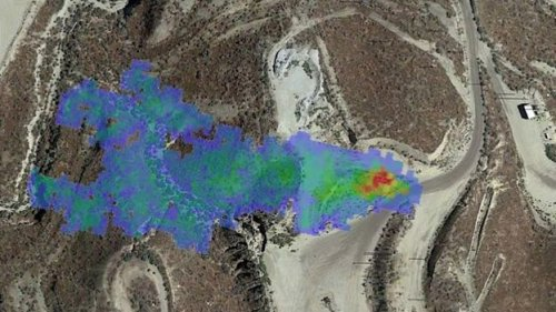 The search for the world's largest methane sources