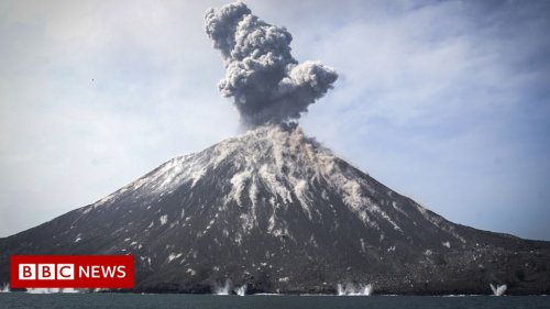 Indonesia tsunami: How a volcano can be the trigger