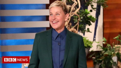 Ellen DeGeneres reveals why she is ending her talk show