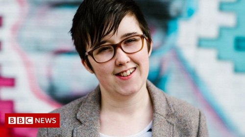 Lyra McKee: Two men charged with murder of journalist