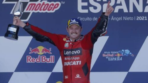 Miller secures second MotoGP victory
