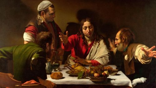 The Supper at Emmaus: A coded symbol hidden in a masterpiece