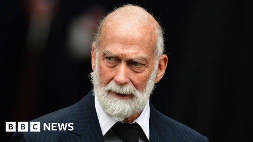 Prince Michael of Kent accused of selling Kremlin access