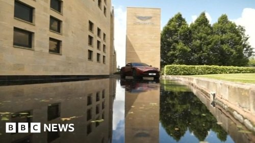 Aston Martin's electric sports models to be made at Gaydon plant