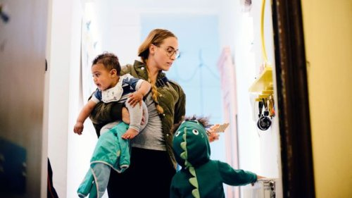 The hidden load: How 'thinking of everything' holds mums back