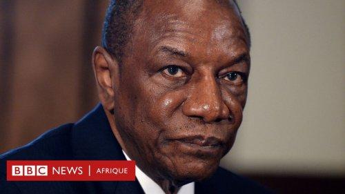 Peut-on rire de tout, même d'un président déchu? - BBC News Afrique