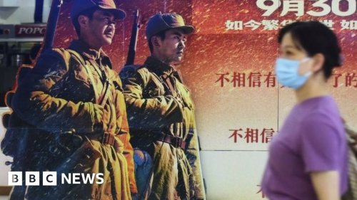 The Chinese film beating Bond and Marvel at the box office