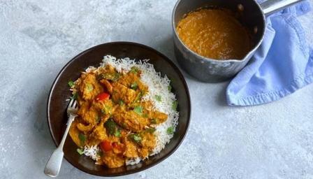 Quick curry sauce recipe