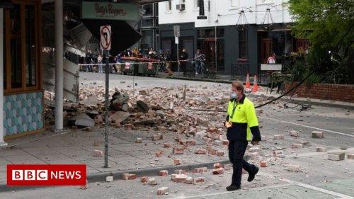 Melbourne earthquake: Tremor rattles southeast Australia