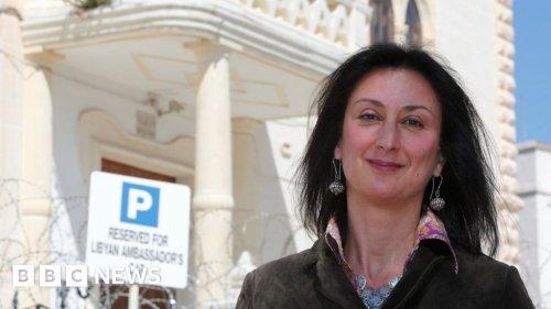Daphne Caruana Galizia: Malta responsible for journalist death - inquiry