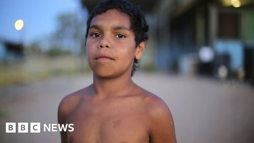 The 'smart and cheeky' Aboriginal boy teaching Australia a lesson
